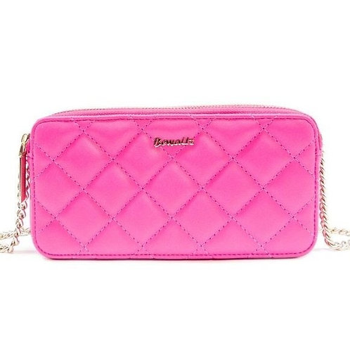 Quilted Wallet Crossbody