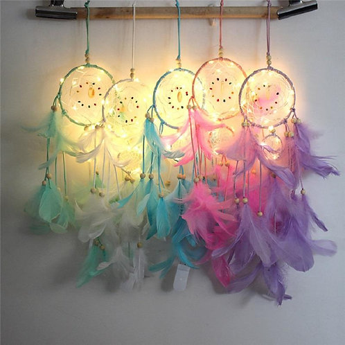 Decorative Dream Catcher Lamp