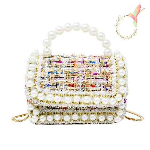 Pearl of Shine handbag
