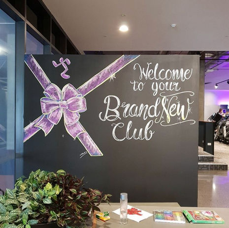 Welcome to your Brand New Club