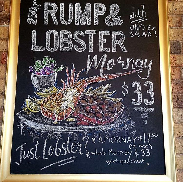 Rump & Lobster