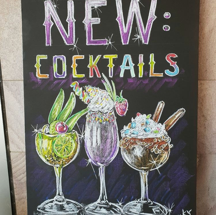 New: Cocktails