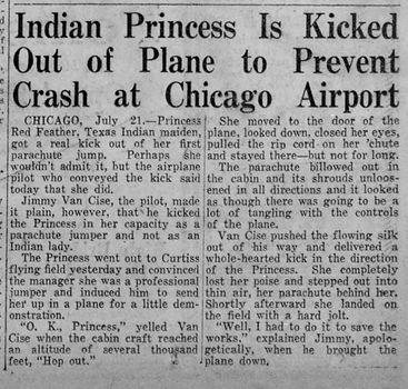 Jimmy Van Cise indian princess.jpg