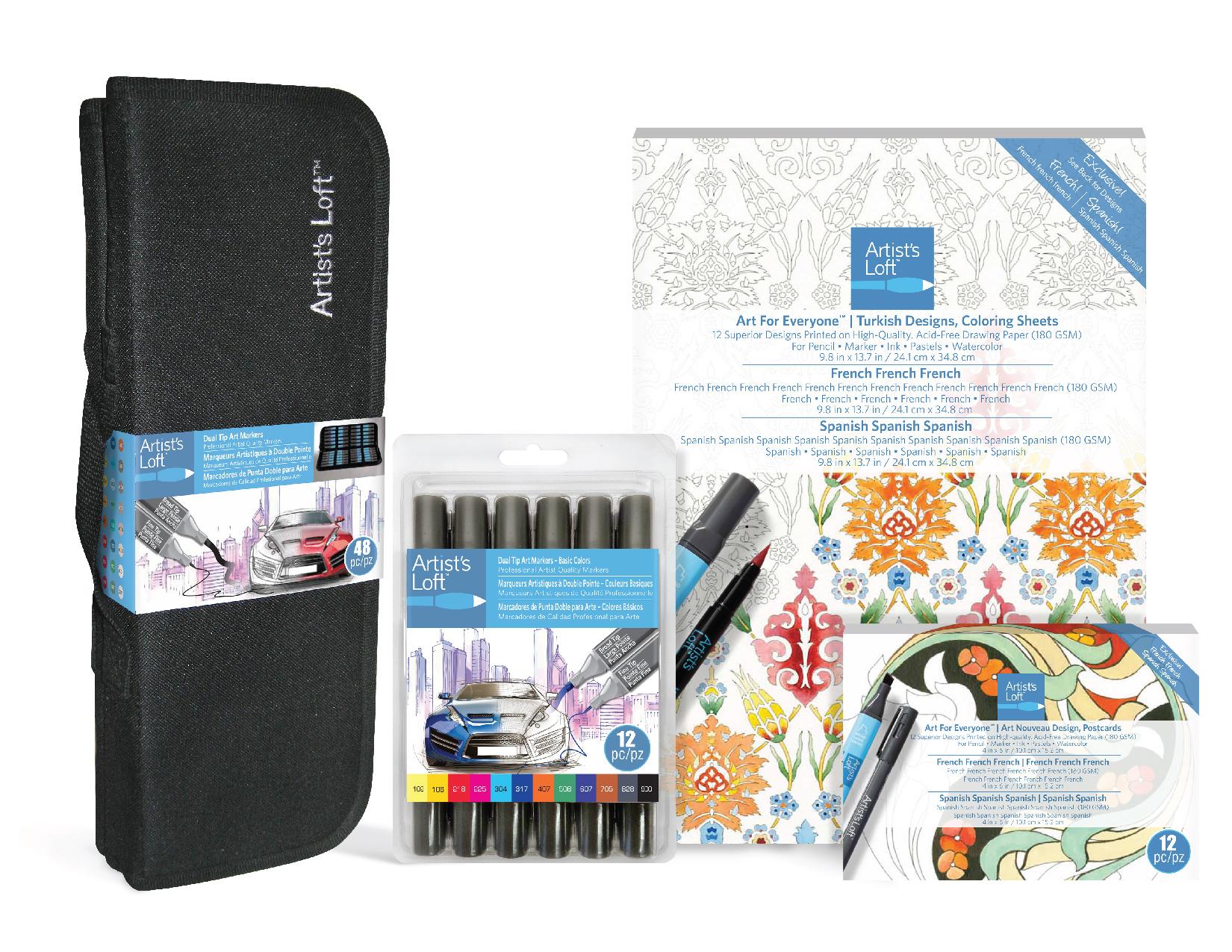 MX14_1405141 - Artist Loft Markers