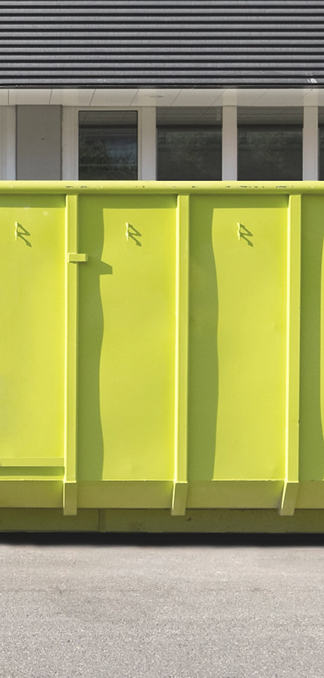 Yellow Container