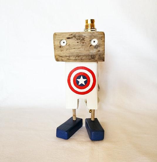 Super Hero Robi light