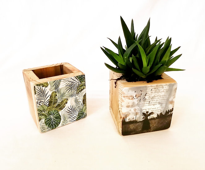 Planter box / Desk Tidier
