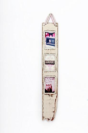 3Photo plank frame