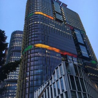 International Towers, Barangaroo is a 6