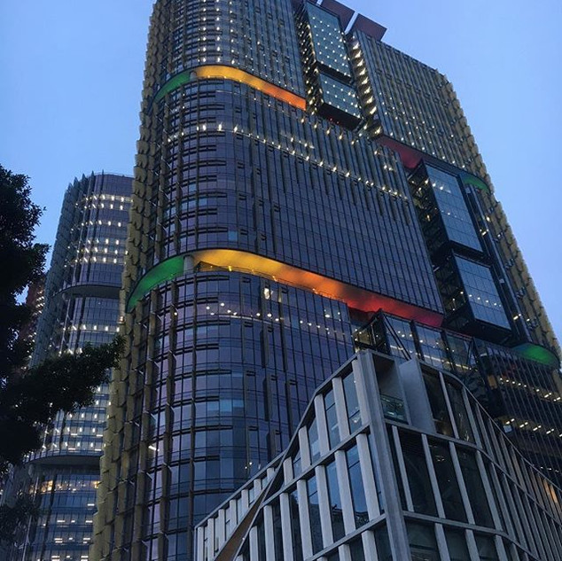 International Towers, Barangaroo is a 6