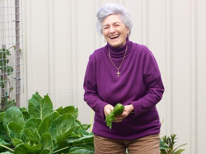 garden retirement living