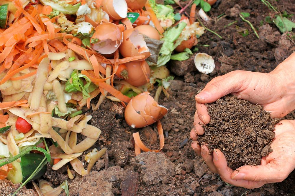 composting bokashi bins