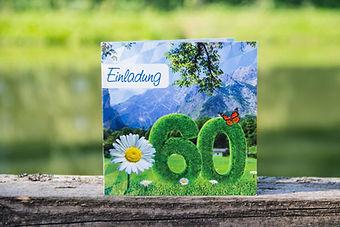 Geburtstagsfeier, 60. Geburtstag Annelies, Buttenwiesen,