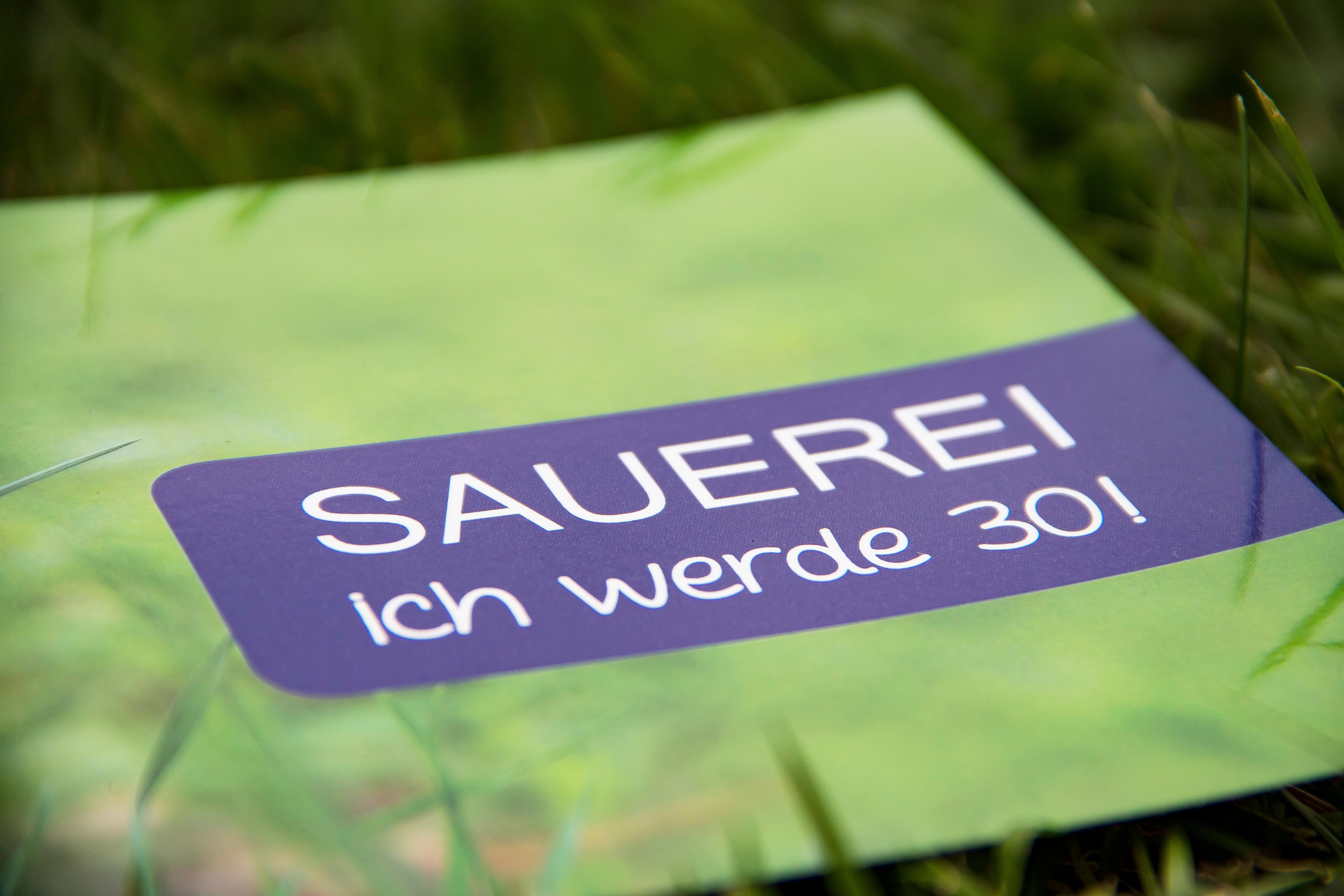 Einladungskarte im Detail