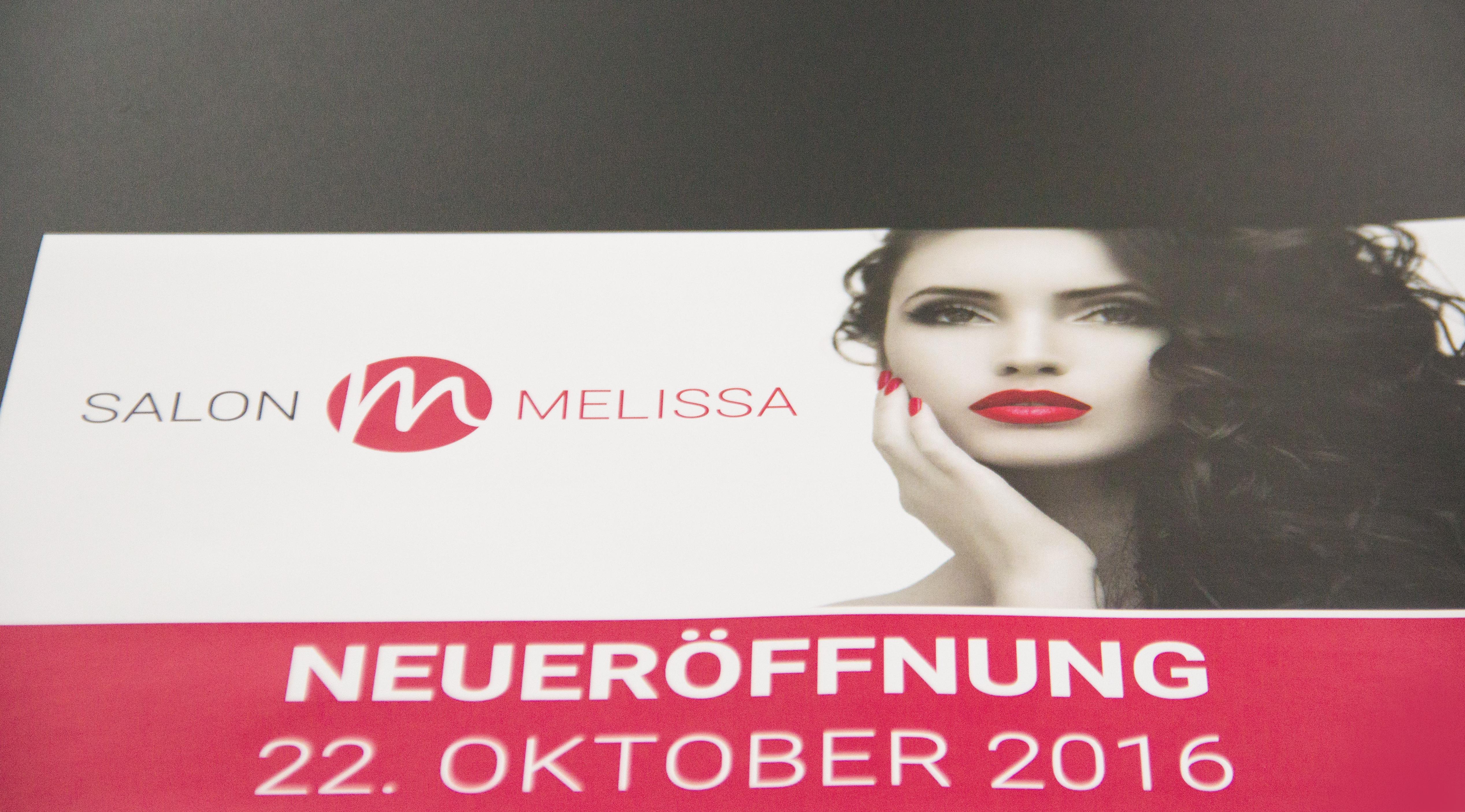 Plakat Neueröffnung