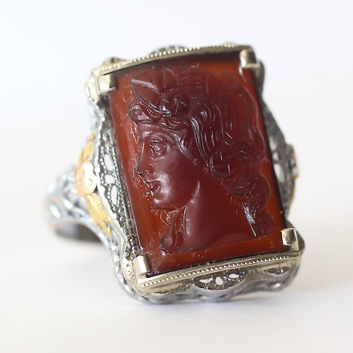 Cameo Ring