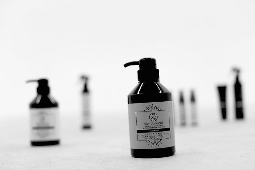 RAW MINERAL shampoo  brooklyn organic