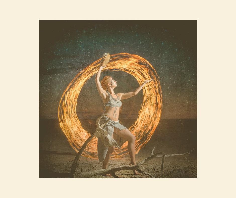 Full Goddess Ritual