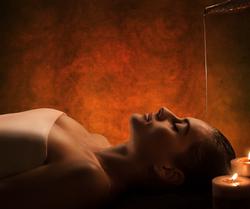 Hot Scalp Massage Ritual