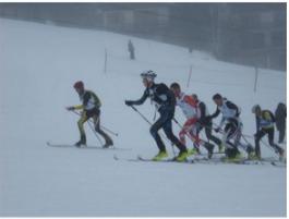 8ème Course de ski Alpinisme Nocturne des Monts d'Olmes 06/02/2016