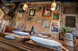 Salle de restaurant du Roc des Hourtous