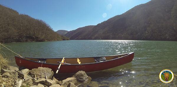 Randonnées itinérants dans les gorges du Tarn.