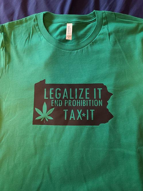 Legalize it Pa #1