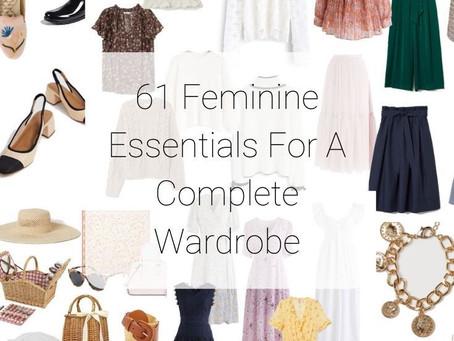 7 Essentials For Women's Classic Style