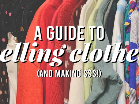 5 Things You Need to Know to Make Money Buying & Selling Clothes on eBay