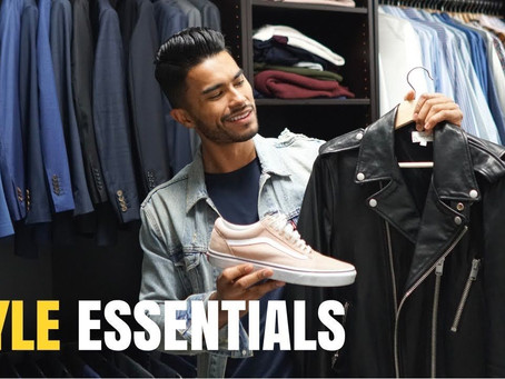 Top 10 Fashion and Style Tips for Men
