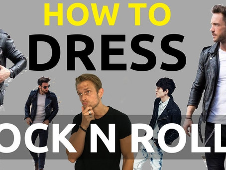 Fashion Stylist Tips For Rock Stars