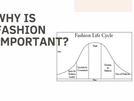 Top 5 Reasons Why Is Fashion Important
