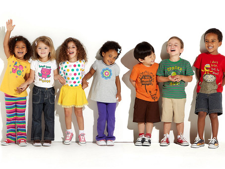 Tips for Women: How to Choose Clothing for Your Children