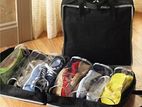 Why Travel Shoe Bags Are Packing-Essentials?