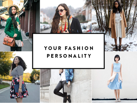 Finding Personality in Ladies Fashion