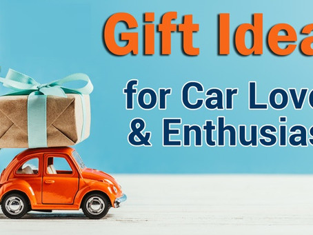 7 Great Gift Ideas for Car Lovers