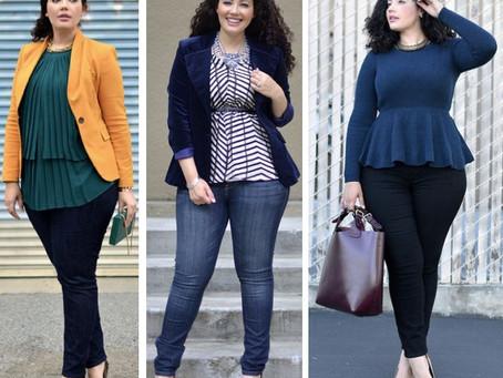 5 Fashion Tips For Plus Size Women