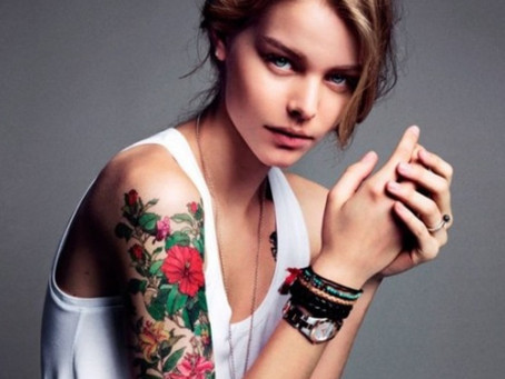 Tattoos For Women – A New Fashion Accessory?