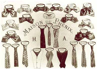 The History of Men's Ties