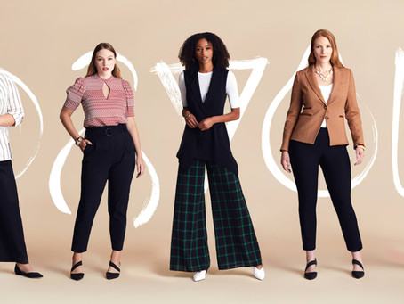 Womens Fashion to Suit Your Body Type