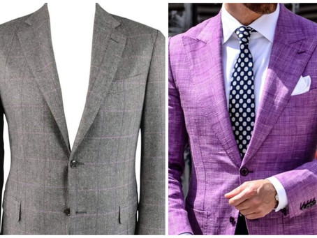 Sporting Purple, Fashion Tips