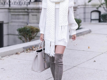 8 Ways to Make Your Winter Fashion Statement a Success For You and Your Wallet