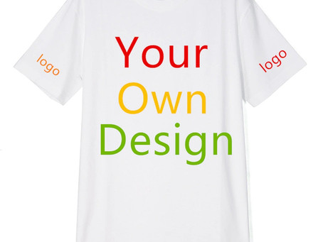 Why Are Custom T-Shirts So Popular?