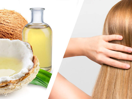 Coconut Oil For Hair Use