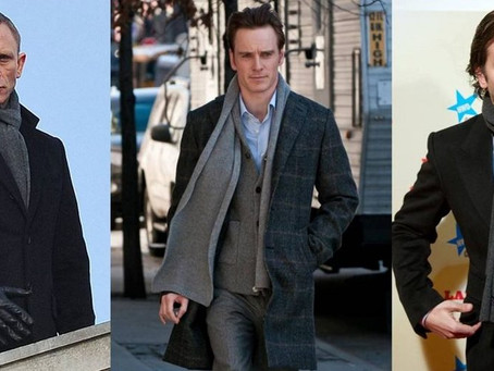 The Best Way To Wear A Scarf For Men