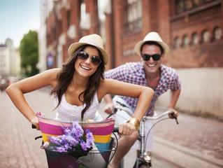 13 beneficios de andar Bicicleta