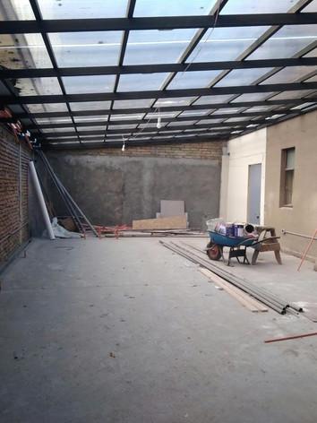 terraza (patio cubierto)