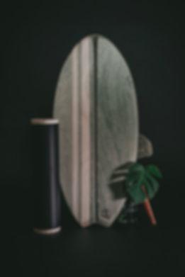 Balance Board handgemacht von Bredder