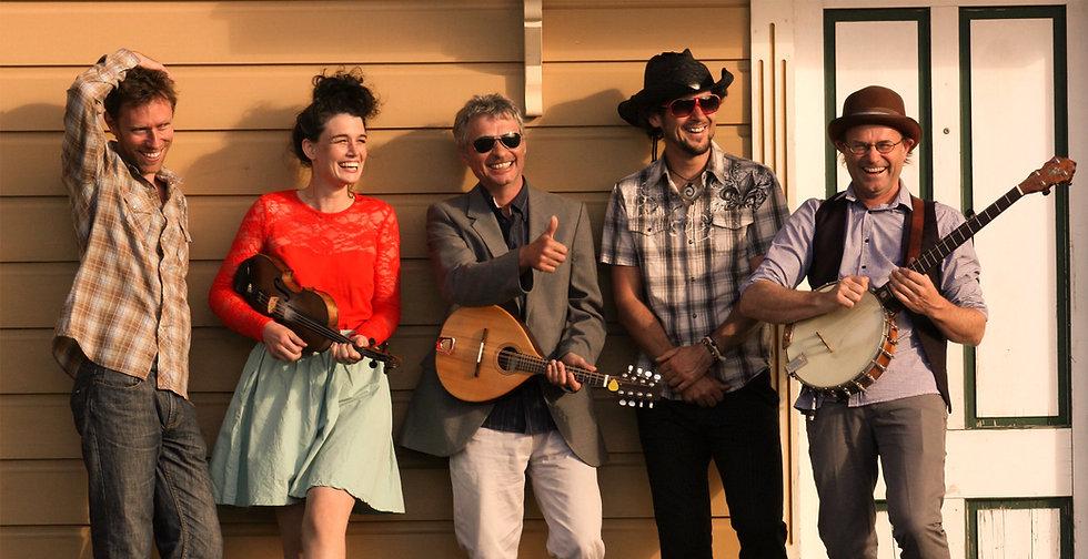 Winsome Lost Live Band Live Music Wellington Wairarapa Manawatu