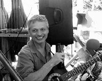 Rob Bradshaw musician Winsome Lost Live Band Live Music Wellington Wairarapa Manawatu